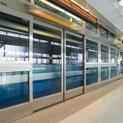 Platform Screen Doors