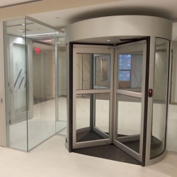 Security Revolving Door