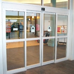 S2000 Belt Drive Slide Doors - Low Profile Header