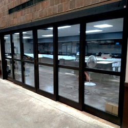 S2003T Telescoping Slide Doors
