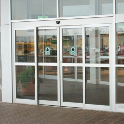 S2000 Wind Load Belt Drive Slide Door